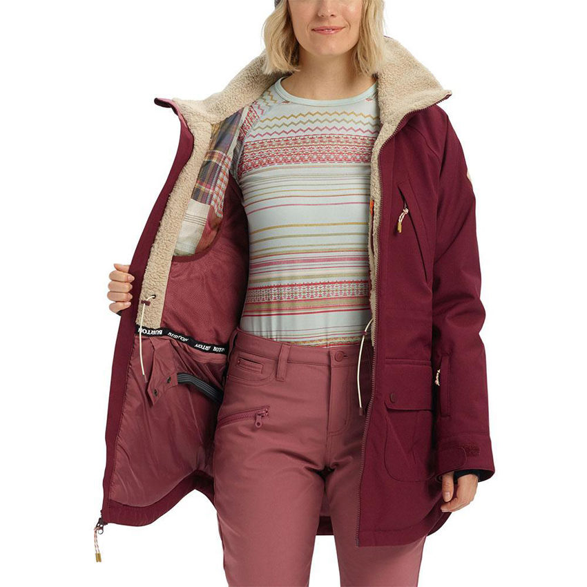 Burton-Prowess-Jacket-model-open