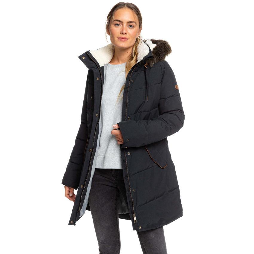 ROXY-Ellie-jacket-model-open