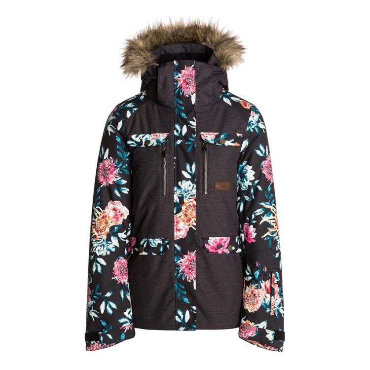 RIPCURL-Chic-Jacket-red-orchid